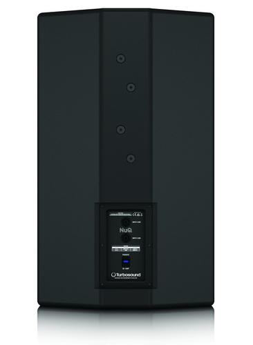 "Turbosound NuQ152 15"" 500W (8 Ohms) 2-Way Full Range Passive Loudspeaker in Black NUQ152"