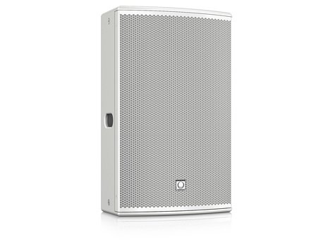 "Turbosound NuQ152-WH 15"" 500W (8 Ohms) 2-Way Full Range Passive Loudspeaker in White NUQ152-WH"
