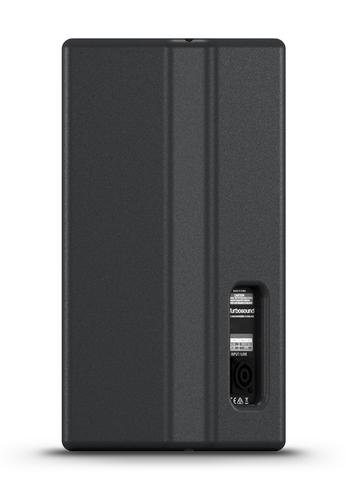 "Turbosound NuQ62 6.5"" 150W (16 Ohms) 2-Way Full-Range Passive Loudspeaker in Black NUQ62"