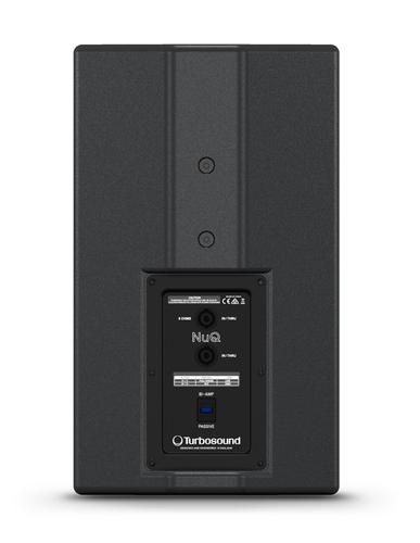 "Turbosound NuQ82 8"" 250W (8 Ohms) 2-Way Full-Range Passive Loudspeaker in Black NUQ82"