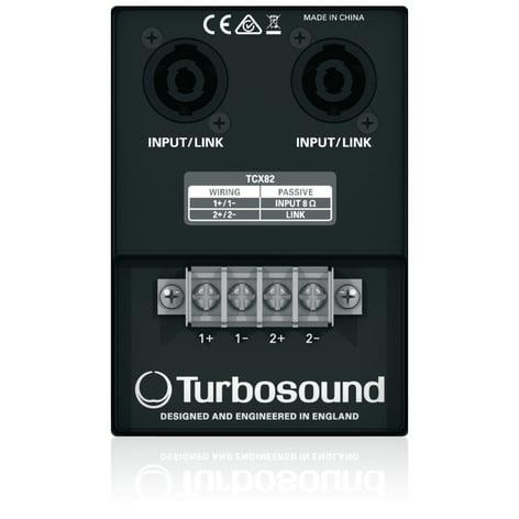 "Turbosound TCX-82-WH 200W 8"" 2-Way Speaker in White TCX-82-WH"
