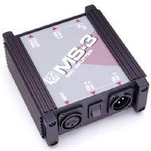 Pro Co MS3-PROCO 1 into 3 Microphone Splitter MS3-PROCO