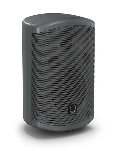 "Turbosound Impact TCI32-TR Pair of 3.5"" 2-Way 30W Weather Resistant Loudspeakers in Black with 70/100V & Low Impedance Operation TCI32TR"