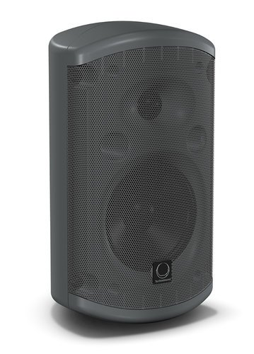 """Turbosound Impact TCI52-TR Pair of 5"""" 60W 2-Way Weather Resistant Loudspeakers in Black with 70/100V & Low Impedance Operation TCI52TR"""