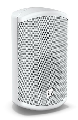 """Turbosound Impact TCI52-TR-WH Pair of 5"""" 60W 2-Way Weather Resistant Loudspeakers in White with 70/100V & Low Impedance Operation TCI52TR-WH"""
