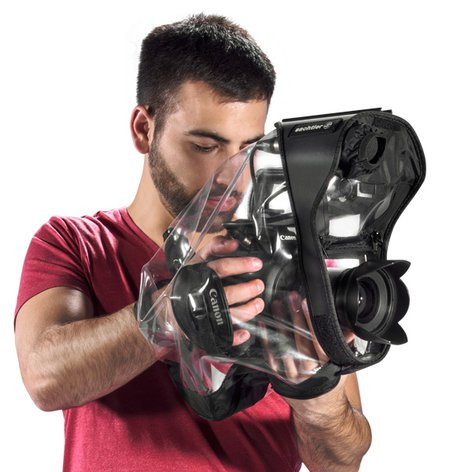 Sachtler SR400 Rain Cover for Canon EOS C100  SR400-SACHTLER