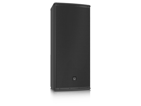 "Turbosound TCS-122/96-R 12"" 600W (8 Ohms) Weather Resistant 2-Way Full-Range Passive/Bi-Amp Loudspeaker with 90°x60° Dispersion in Black TCS122/96-R"