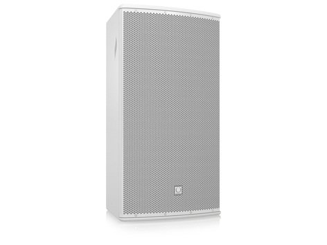 "Turbosound TCS-152/94-R-WH 15"" 500W (8 Ohms) Weather Resistant 2-Way Full-Range Passive/Bi-Amp Loudspeaker with 90°x40° Dispersion in White TCS152/94-R-WH"