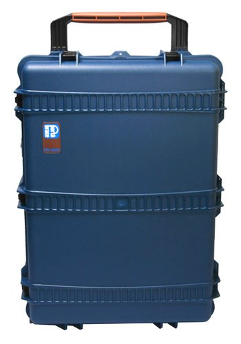 Porta-Brace PB-2850F  Wheeled Trunk-Style Hard Case Shell with Cubed Foam Interior PB-2850F