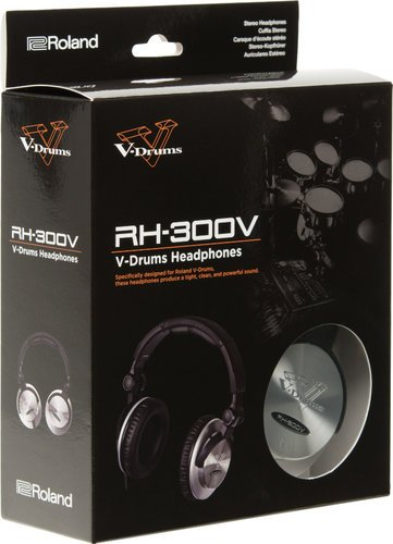 Roland RH-300V V-Drums Headphones RH300V
