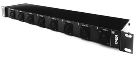Pro Co IT8A 8-Channel Isolation Transformer Unit IT8A