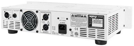 Orange Amplification OB1-500 500W Class A/B Bass Amplifier Head OB1-500