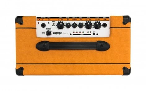 "Orange Amplification Crush 35RT 35W Guitar Amplifier with 10"" Speaker and Reverb CRUSH35RT"