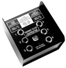 Pro Co HJ6 Headphone Junction Box HJ6
