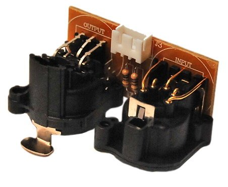 Elation Pro Lighting 7656001-035 DMX PCB For Opti Tri 30 7656001-035