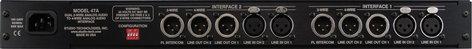 Studio Technologies Model 47A Dual 2-Wire Analog Audio to 4-Wire Analog Audio Party-Line Interface MODEL-47A