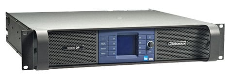 Turbosound 10000DP 4-Channel Powered Loudspeaker Management System with Onboard DSP 10000DP