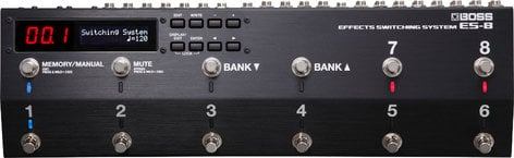 Boss ES-8 Effects Switching System ES-8