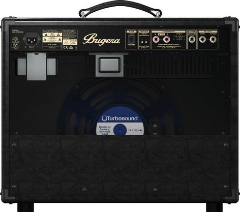 """Bugera Vintage V22 Infinium 22W 2 Channel Tube Combo Guitar Amplifier with Reverb and 12"""" Turbosound Speaker V22-INFINIUM"""