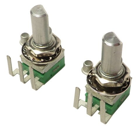 QSC PT-310008-00  10k Gain Pot for PL2, PL3, and SRA Series (2 Pack) PT-310008-00
