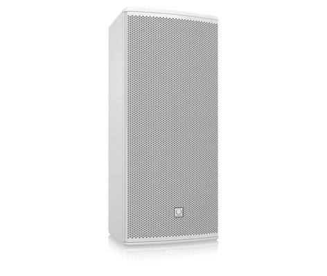 """Turbosound TCS-122/64-WH 12"""" 600W (8 Ohms) 2-Way Full-Range Passive/Bi-Amp Loudspeaker with 60°x40° Dispersion  in White TCS122/64-WH"""