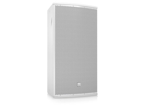 """Turbosound TCS-152/64-AN-WH 15"""" 500W (8 Ohms) 2-Way Full-Range Passive/Bi-Amp Loudspeaker with Klark Teknik DSP, ULTRANET Networking, and 60°x40° Dispersion in White TCS152/64-AN-WH"""