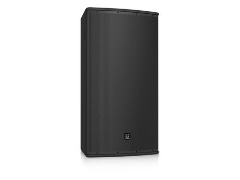 "Turbosound TCS-152/94-AN 15"" 500W (8 Ohms) 2-Way Full-Range Passive/Bi-Amp Loudspeaker with Klark Teknik DSP, ULTRANET Networking, and 90°x40° Dispersion in Black TCS152/94-AN"