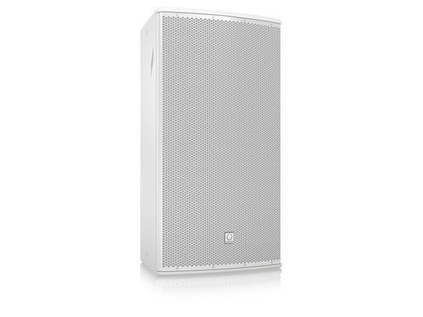 "Turbosound TCS-152/94-AN-WH 15"" 500W (8 Ohms) 2-Way Full-Range Passive/Bi-Amp Loudspeaker with Klark Teknik DSP, ULTRANET Networking, and 90°x40° Dispersion in White TCS152/94-AN-WH"