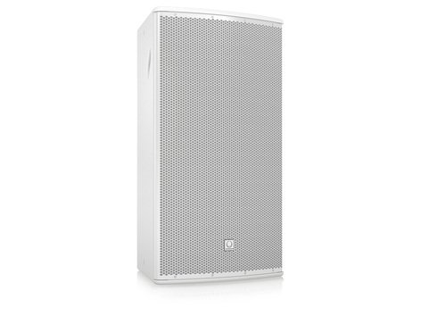 """Turbosound TCS-152/96-AN-WH 15"""" 500W (8 Ohms) 2-Way Full-Range Passive/Bi-Amp Loudspeaker with Klark Teknik DSP, ULTRANET Networking, and 90°x60° Dispersion in White TCS152/96-AN-WH"""
