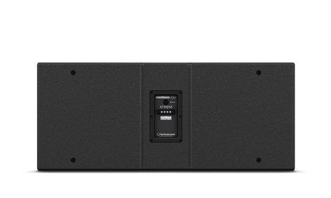 "Turbosound TCS212B  Dual 12"" 800W (4 Ohms) Passive Band-Pass Subwoofer in Black TCS212B"