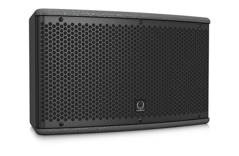 "Turbosound TCS62-R 6.5"" 175W (8 Ohms) Weather Resistant 2-Way Full-Range Passive Arrayable Loudspeaker in Black TCS62-R"