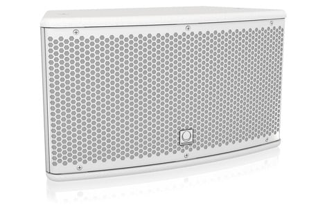 """Turbosound TCS62-R-WH 6.5"""" 175W (8 Ohms) Weather Resistant 2-Way Full-Range Passive Arrayable Loudspeaker in White TCS62-R-WH"""