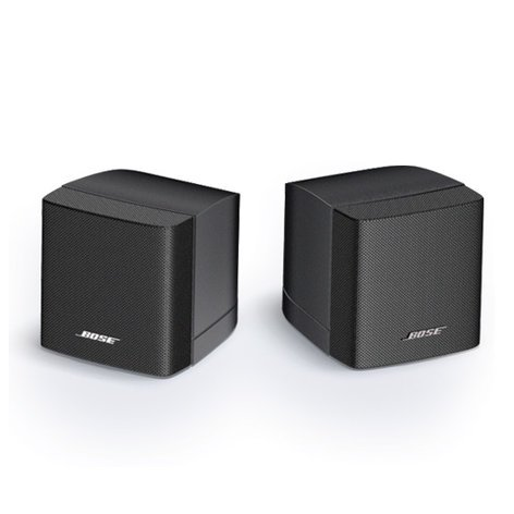 "Bose FS3-SPEAKER-BLACK FreeSpace 3 Satellite Surface Pair of 2.5"" Surface-Mount Satellite Speakers in Black FS3-SPEAKER-BLACK"