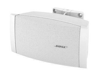 "Bose DS 16SE FreeSpace Series 2.25"" Surface-Mount Loudspeaker in White with 70/100V Transformer and Low Impedance Operation DS-16SE-WHITE"