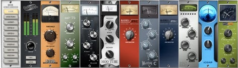 McDSP 6030 Ultimate Compressor Native Compressor Plug-in Bundle 6030-ULTIMATE-CMP-NA
