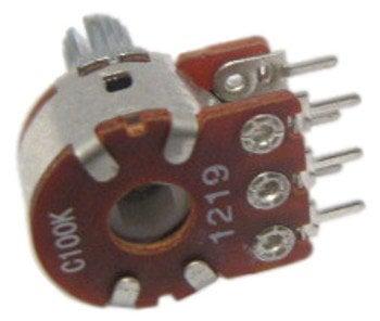 Eden Amplification USM-1-01-000912 WT500 Dual 100K Master Pot USM-1-01-000912
