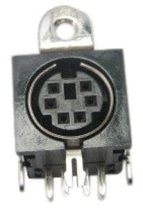 Yamaha V487480R YPG-635 DIN Pedal Jack V487480R