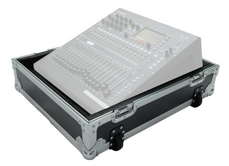 Gator Cases G-TOURQU16  ATA Wood Flight Case with Doghouse for Allen & Heath Qu16 Mixing Console G-TOURQU16