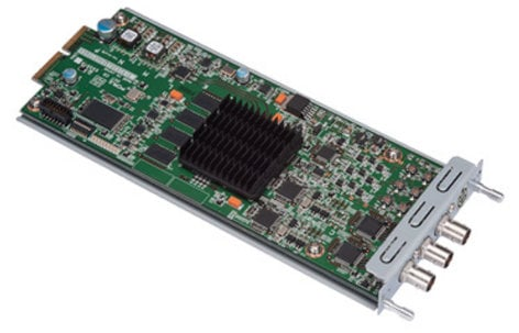 FOR-A Corporation HVS-100AO Analog Video Output Card for HVS-100 HVS-100AO