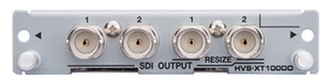 FOR-A Corporation HVS-100DO HD/SD-SDI Output Card for HVS-100 HVS-100DO