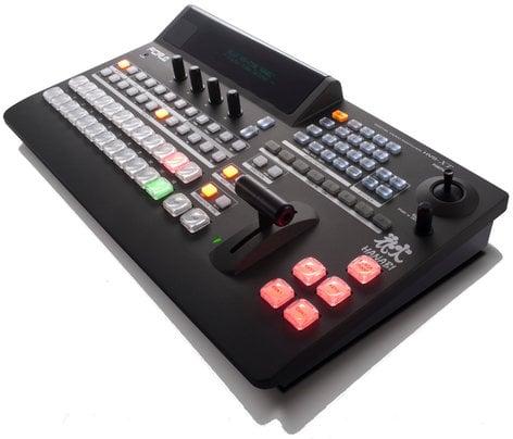 FOR-A Corporation HVS-100OU  12-Button Operation Unit for HVS-100 Switcher HVS-100OU