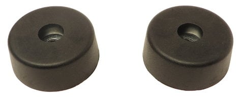 QSC PL-000445-GP  (2 Pack) Rubber foot for KSub and HPR PL-000445-GP
