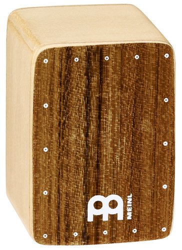 Meinl Percussion SH51 Mini Cajon Shaker with Ovangkol Frontplate SH51