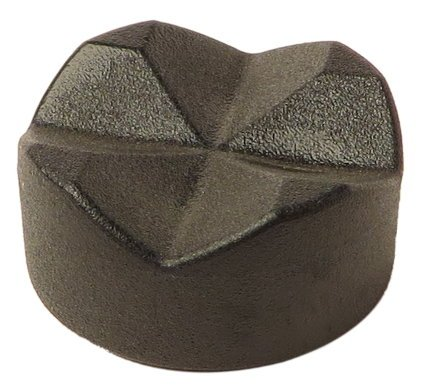 K&M Stands 01.86.865.55 Rubber Ball Cap for KM238 01.86.865.55