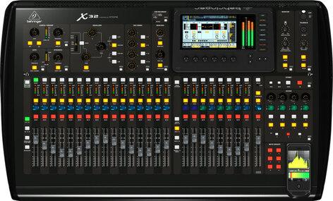 Behringer X32 32 Channel Digital Mixer Console X32