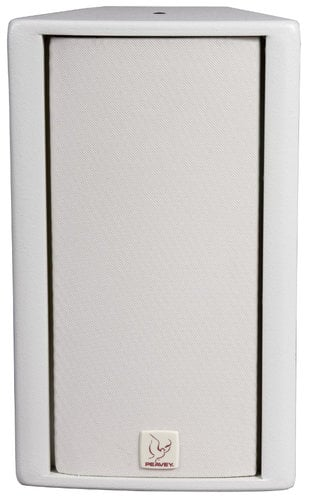 "Peavey SSE 6 6.5"" 150W (8 Ohms) 2-Way Passive Loudspeaker System in White SSE6-WHITE"