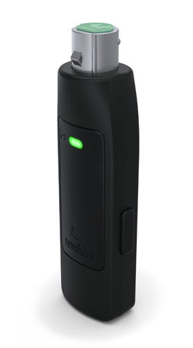 Revolabs 01-ELITEMIC-XLR Wireless XLR Adapter for use with Executive Elite Conference Systems 01-ELITEMIC-XLR