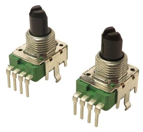 QSC PT-250006-00 10K Gain Pot for K Series and GX5 (2-pack) PT-250006-00