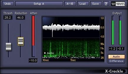 Waves Restoration Audio Restoration Plugin Bundle RSTDM