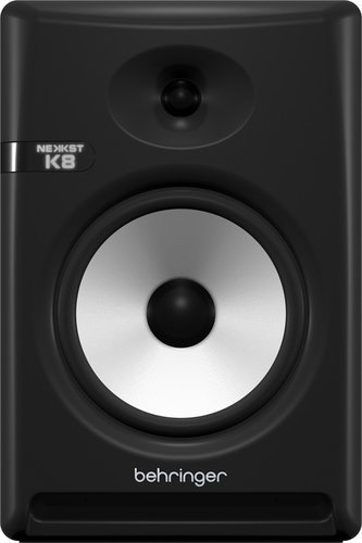 "Behringer NEKKST K8 8"" Bi-Amped Active Studio Monitor K-8"